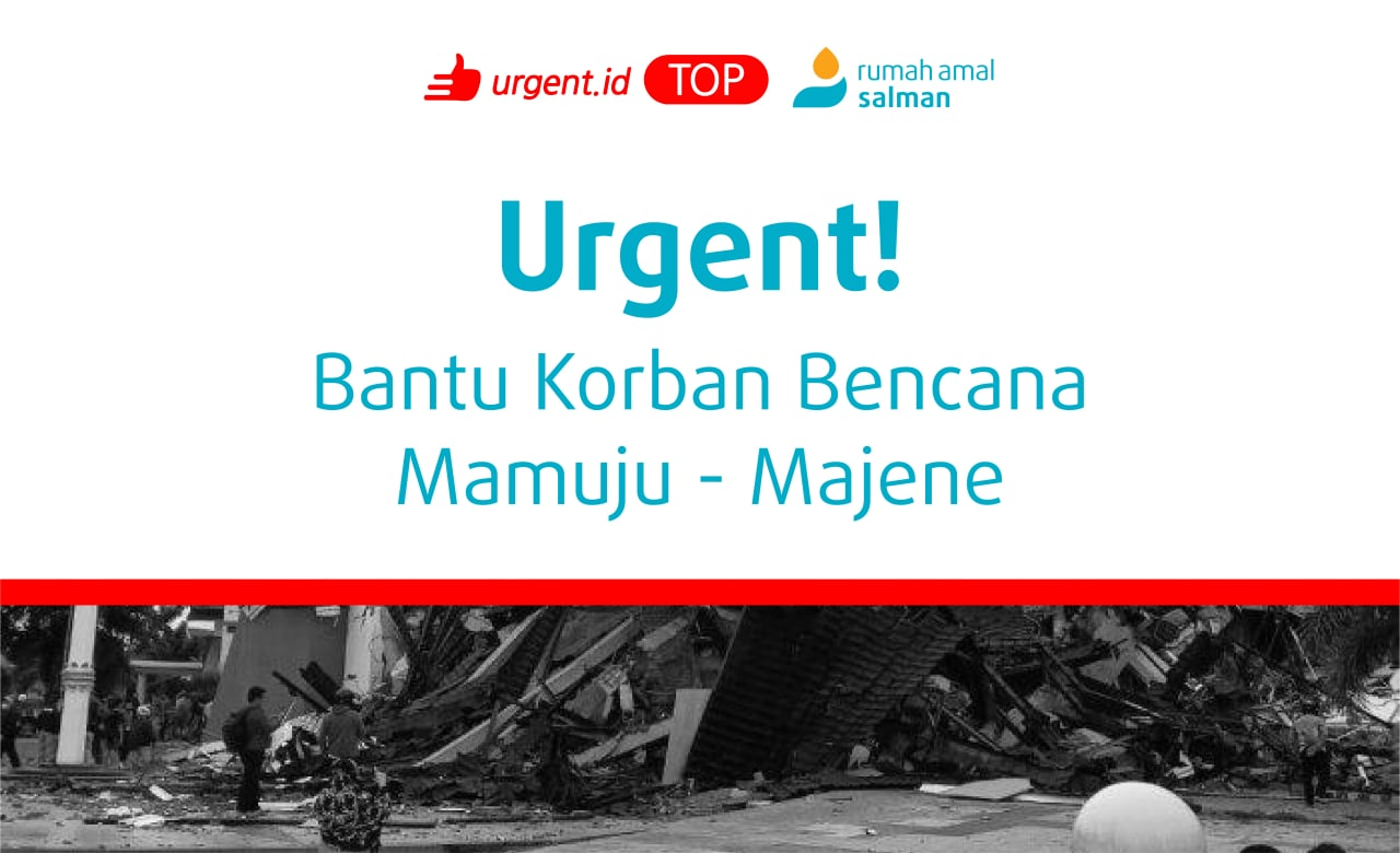 Urgent! Mamuju-Majene