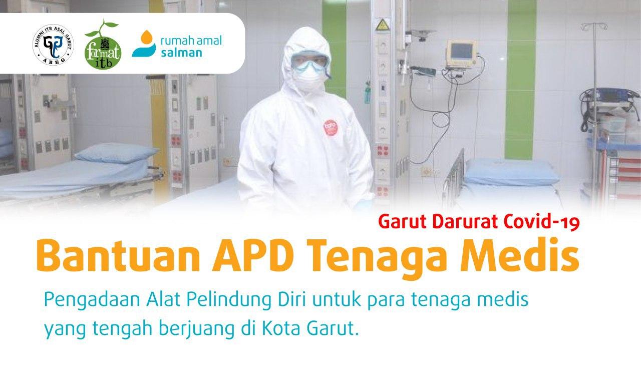Bantuan APD Tenaga Medis