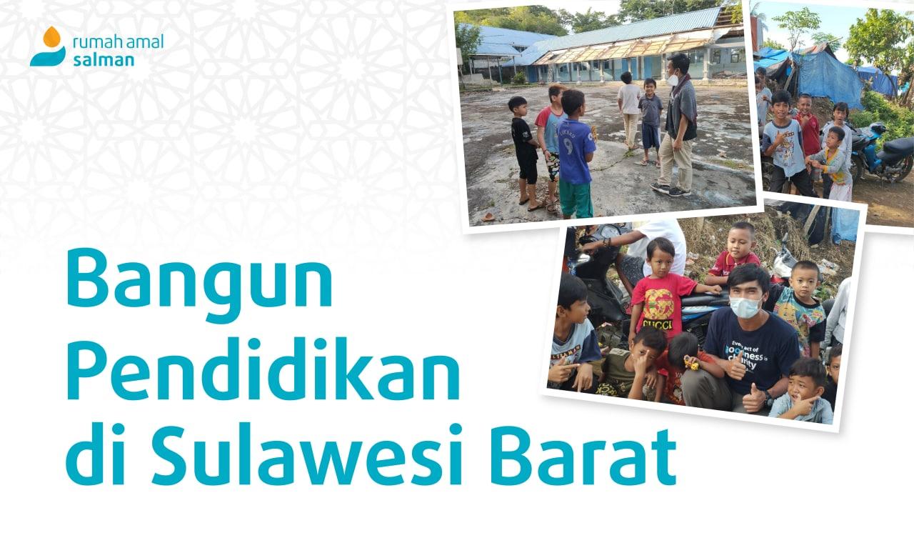 Pendidikan untuk Anak-anak Sulawesi Barat